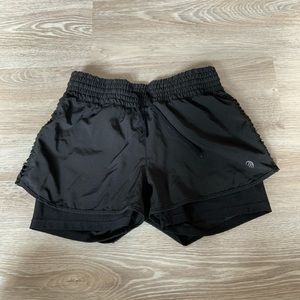 MPG | Black Running shorts